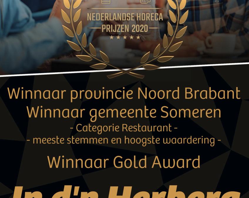 In d'n Herberg, beste restaurant 2020