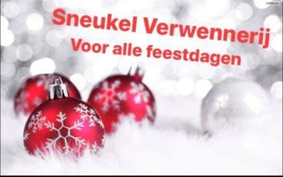 Sneukel Verwennerij voor alle feestdagen